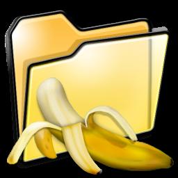 Just A Banana Fldr