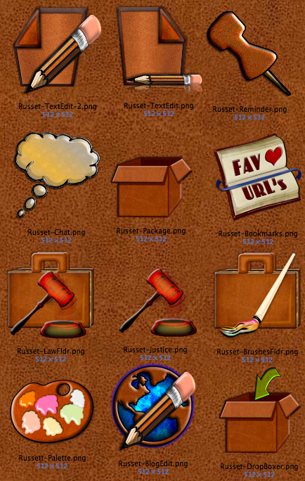 Russet-Apps-Preview