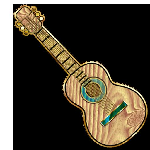 Acoustic Guitar Party Decorations