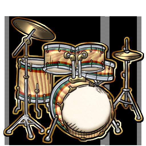Instrumental-DrumSet