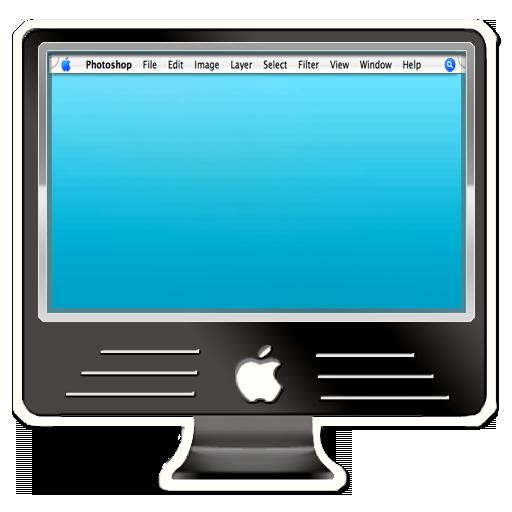 Nuevo Deco Desktop Folder - 512x512 - png