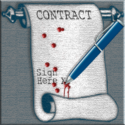 Contract-signed-in-blood