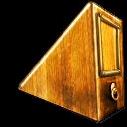 Wooden-File-Box