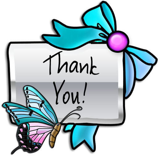 Clipart Thank You: IconDoIt