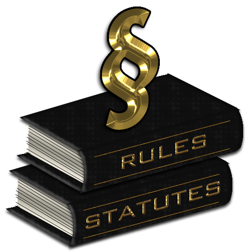 Sections-Rules-Statutes