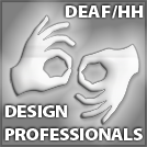 DEAF/HH DESIGN PROFESSIONALS