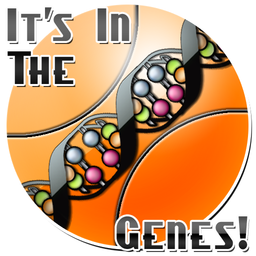 Basketball - It's In The Genes!