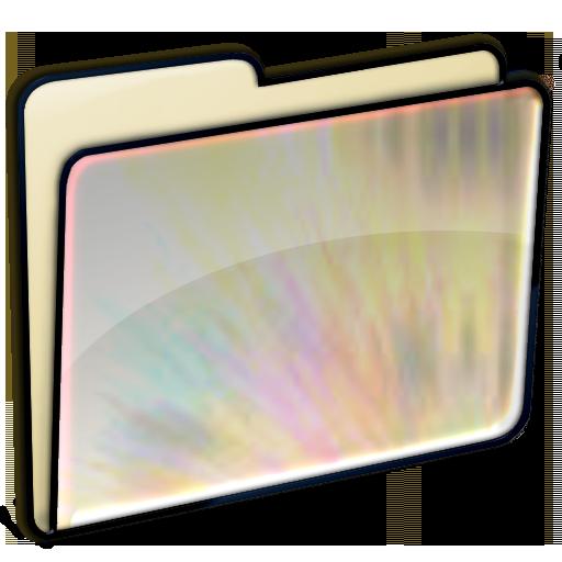 Opalescent Folder
