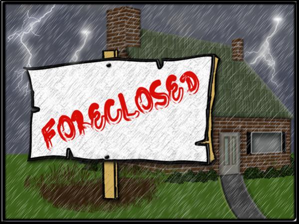 Foreclosed Vignette