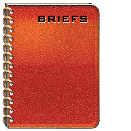 Pigskin Journal for Legal Briefs