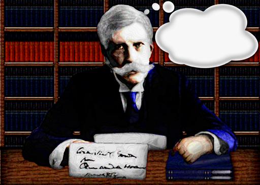 Justice Oliver Wendell Holmes, Jr. Speaks