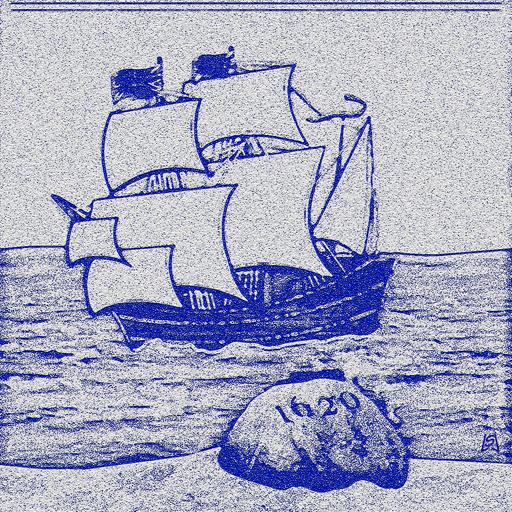Mayflower Landing (3)