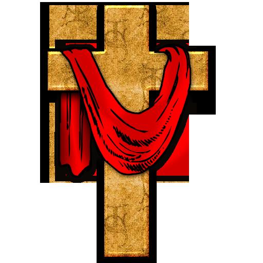 Cross & Shroud
