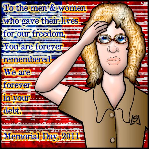 Memorial Day Salute 2011