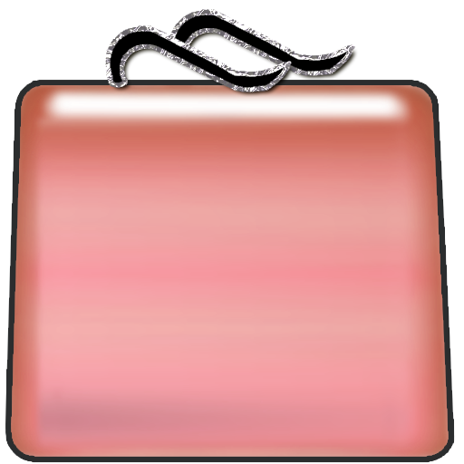 Pink Jelly - Generic Folder