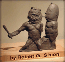 Robert Simon Sculpture