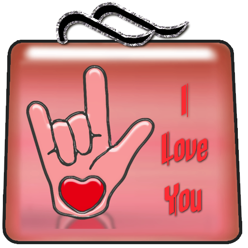 American sign language icondoit for Love sign