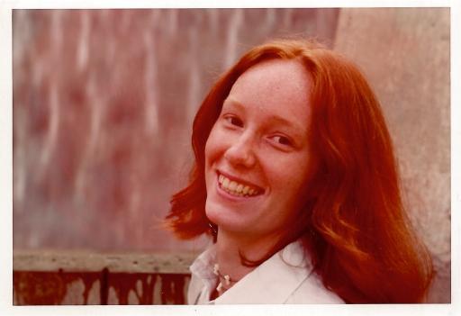 Jane Abrams - 1978  (Courtesy of Marc Cherenson)